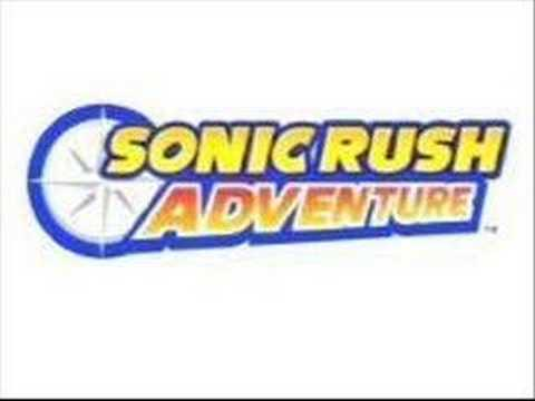 Sonic Rush Adventure Music: Deep Core