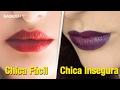 Mira lo que tu color de labios dice de ti. Los hombres ODIAN el #3 -