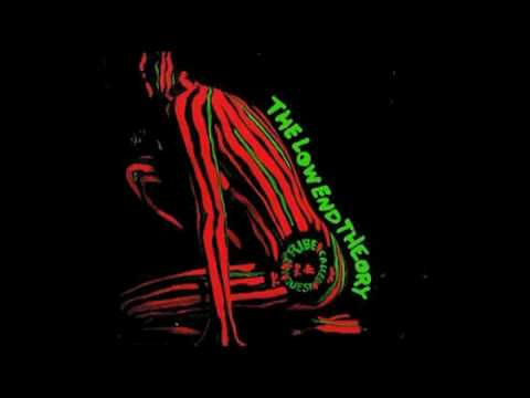 Vibes and Stuff - A Tribe Called Quest (lyrics)