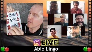 💜 IG LIVE 18Jul2019   Chat with a Native   Interactive English Lesson