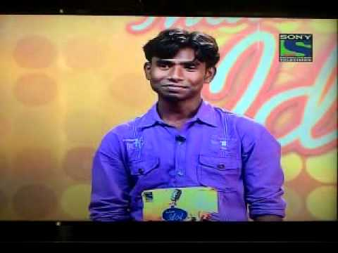 Kamariya tohri labalob lolipop lagelu- Indian Idol