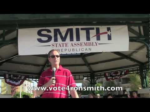 Steve Knight Endorses Ron Smith