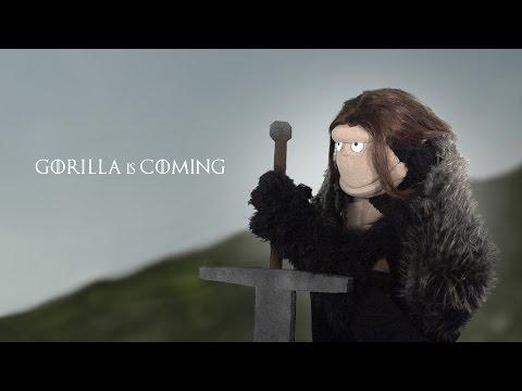 Gorilla of Thrones