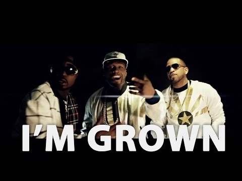 G-Unit - I'm Grown (Official Music Video)