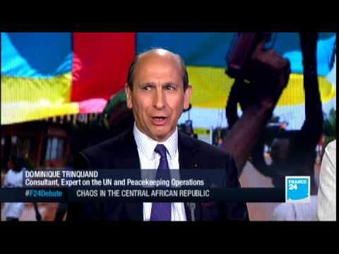 Chaos in the Central African Republic (part 2) - #F24Debate