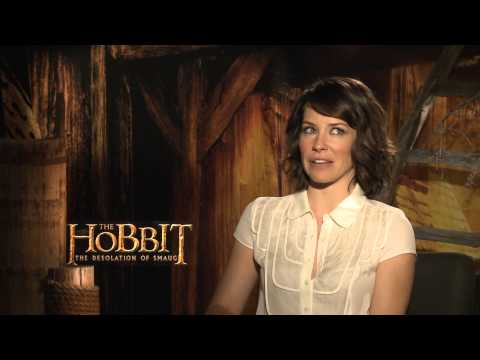 The Hobbit: The Desolation of Smaug - Cast Interviews: New Characters