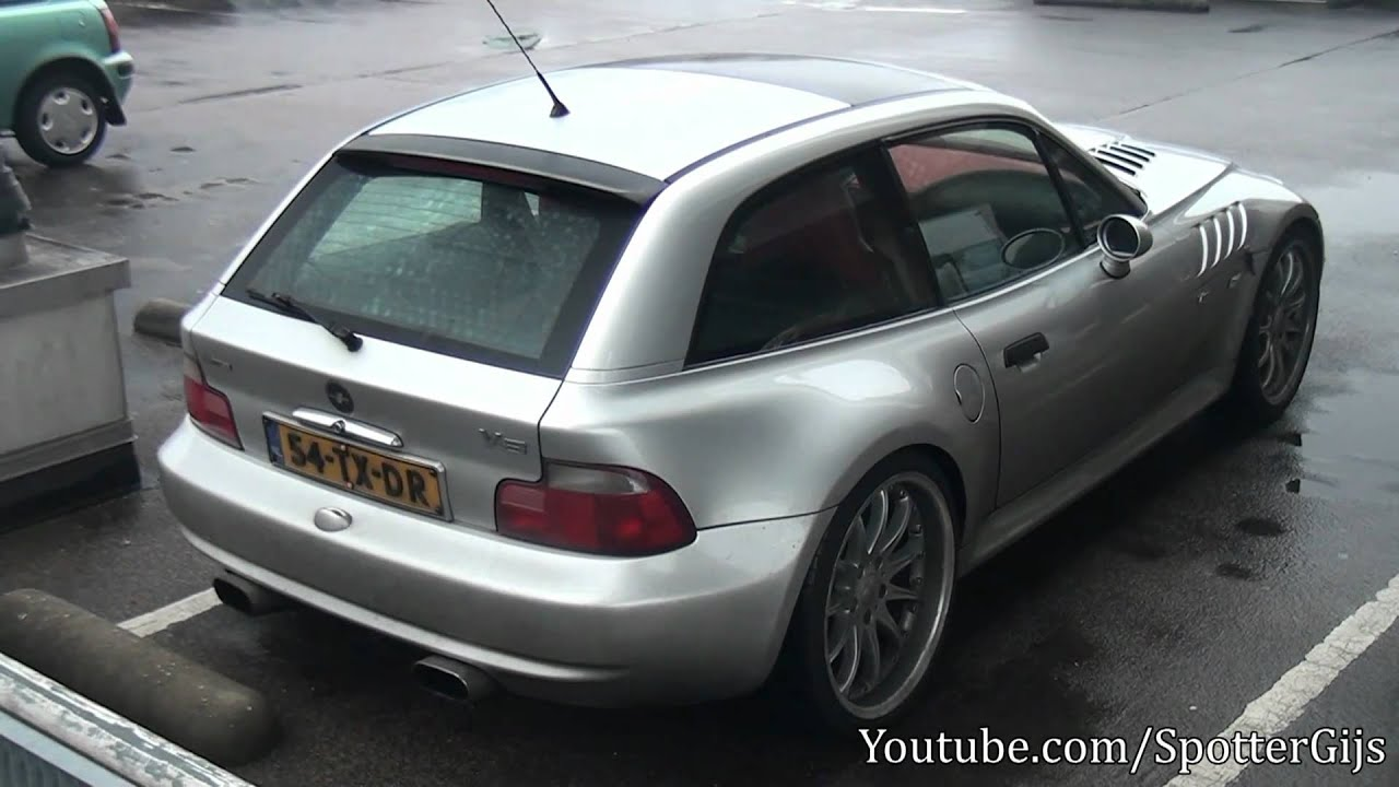 Bmw Hartge Z3 Coup 233 5 0 V8 Sound Unique One Off Youtube