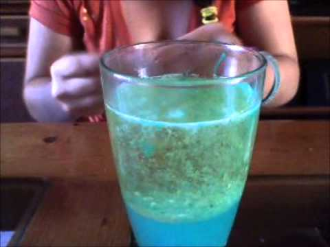 experimentos caseros quimica