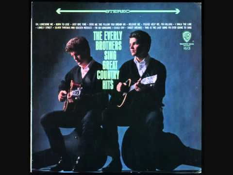 Everly Brothers - Born To Lose