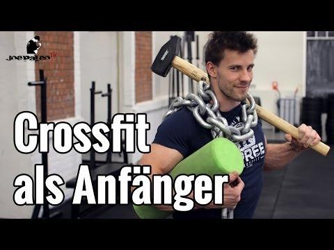 CrossFit für Anfänger | Habt keine Angst!