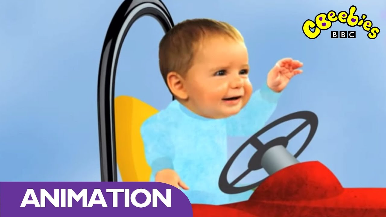 CBeebies: Baby Jake - Baby Jake On Toot Toot - YouTube