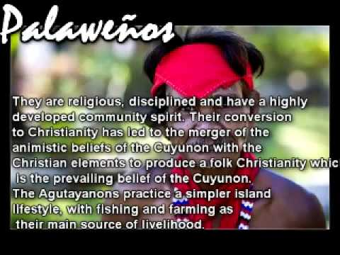 Philippine Ethnic Groups video