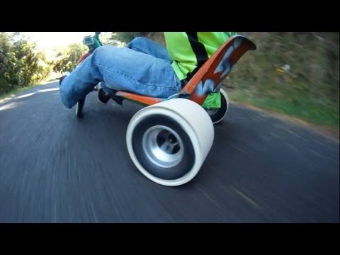 Drift Trikes - MadAzz New Years Slidefest 2013