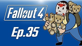 Delirious plays Fallout 4! Ep. 35 (Saving Teddy Bear Lives!) New Companion!!!