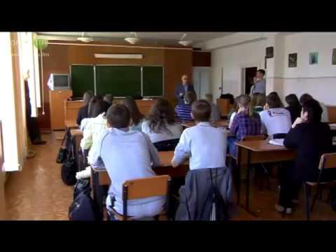 Необычная школьная программа, уроки трезвости!!!