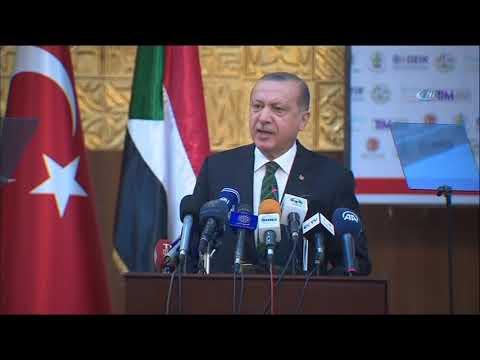 Cumhurbaşkanı Erdoğan: ''Sevakin Adası'nı İnşa ve İhya Etmek isteriz''