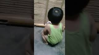 Cute kid by Mercy Tuazon
