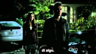 Elena le confiesa a Stefan que besó a Damon (EP 3x12)