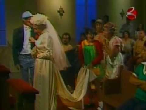 Cuando Don Ramón Se Casó Con La Bruja Del 71 (capítulo Inédito De El Chavo Del 8) video
