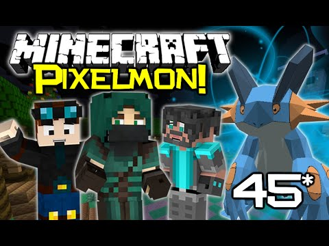 The Secret... Toilet!  - Minecraft Pixelcore Pixelmon Mod Let's Play! - Ep 45 video