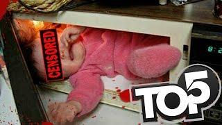 Top 5 - najhorší rodičia na svete
