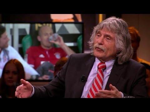 Johan begrijpt Robben wel - VOETBAL INSIDE