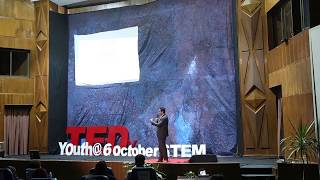 Equipoise in education | Abdelfattah El Sharkawy | TEDxYouth@6OctoberSTEM