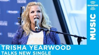"Trisha Yearwood Talks About Her New Single ""Every Girl In This Town"""