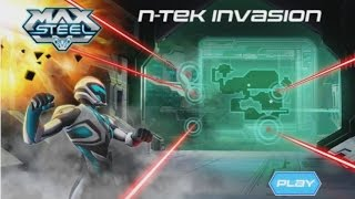 I.G. - Max Steel N-Tek Invasion Part 1: A MYSTERIOUS INTRUDER