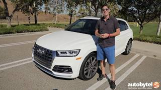 2018 Audi SQ5 Test Drive Video Review