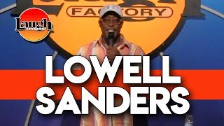 Lowell Sanders   When In Mexico   Laugh Factory Stand Up Comedy