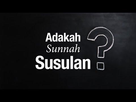 Khutbah Jumat : Adakah Sunnah Susulan? - Ustadz Zainal Abidin, Lc.