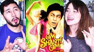 OM SHANTI OM | Shah Rukh Khan | Deepika Padukone | Movie Review!