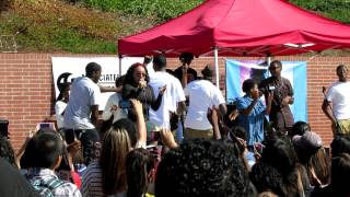 Elle Varner - Cal State East Bay - Give it to you