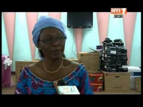 La RADIO Côte d'Ivoire a reçu du nouveau matériel pour renforcer les moyens techniques