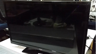 PHILIPS 32PFL3008H/12. LED TV.  Repair. voice is. no picture on the screen.