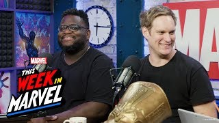 Mega Ran and MC Lars with an Infinity Gauntlet Freestyle | This Week in Marvel