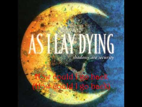 As I Lay Dying - Illusions