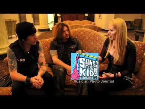 SKID ROW (Part 2) - MPJ Interview (Dave&Rachel)