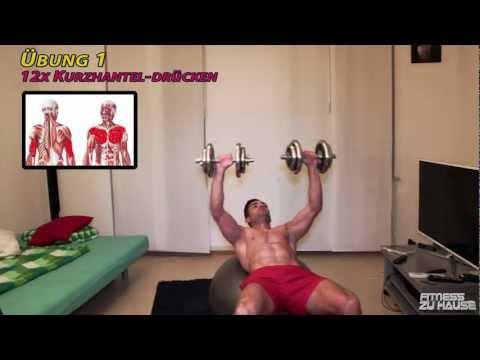 abnehmen durch workout