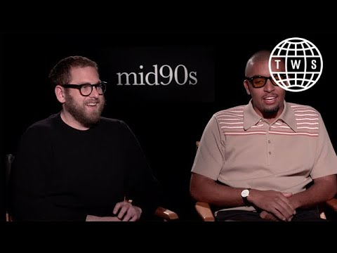 Reel Talk: Jonah Hill and Mikey Alfred | mid90s