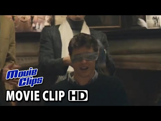 THE RIOT CLUB 'Initiation' Official Movie Clip (2014)