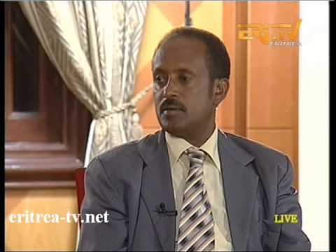 Eritrean PIA Talks about Renewable Energy Solar Gas and also about Ethiopian Millenium Dam by EriTV