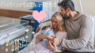 Emotionaler GEBURTSBERICHT 😭 Emotional BIRTH STORY ❤️