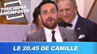 Le 20.45 de Camille Combal : les Oscars 2018 !