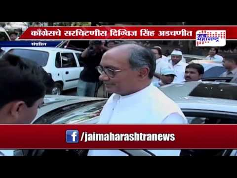 FIR against Digvijaya Singh over appointments in Congress regime