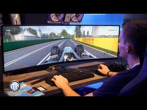 """Gigantischer 49"""" 32:9 Monitor & neue Budget-Modelle - Samsung auf der Gamescom"""