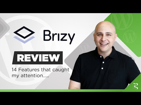 Brizy Review - 14 Features That Caught My Attention Yet Another WordPress Page Builder