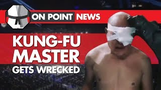 MMA Fighter Takes Out Old Kung-Fu 'Master', Perry TKO's His GF, Swagger: Better Than Lesnar