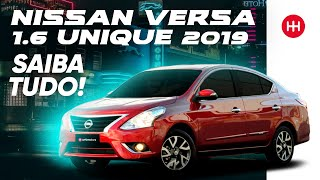Nissan Versa 1.6 Unique CVT | Raio X Webmotors #3